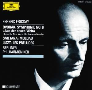 Dvorak: Symphony No. 9, Smetana: Die Moldau & Liszt: Les Preludes