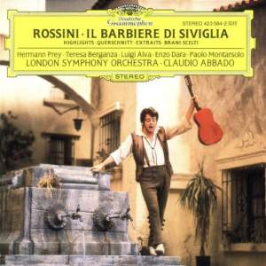 Rossini: Barber of Seville (highlights)