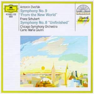 Dvorak: Symphony No. 9 & Schubert: Unfinished Symphony