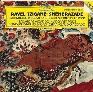 Ravel: Shéhérazade & Tzigane