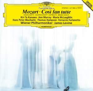Mozart: Così fan tutte, K588 (highlights)