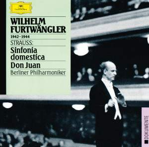 Richard Strauss: Sinfonia domestica & Don Juan