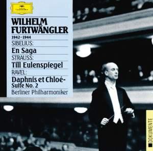 Sibelius: En Saga, Strauss: Till Eulenspiegel & Ravel: Daphnis & Chloe Suite No. 2
