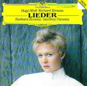 Wolf & Strauss: Lieder
