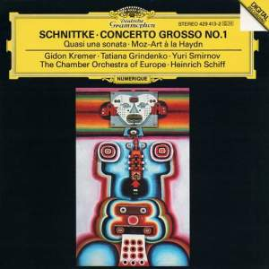 Schnittke: Concerto Grosso No. 1 & other orchestral works