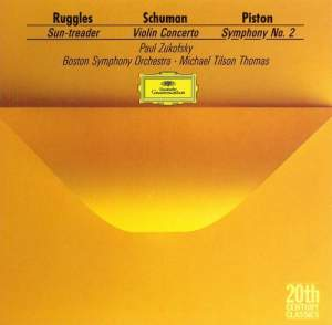 Ruggles, Schuman & Piston: Orchestral Works