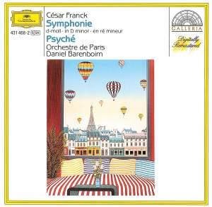 Franck: Symphony in D minor & Psyche Suite