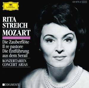 Rita Streich sings Mozart Concert Arias