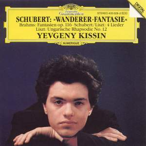 Schubert, Brahms & Liszt: Piano Works