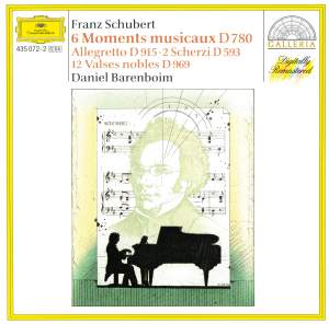 Schubert: Moments Musicaux & other piano works