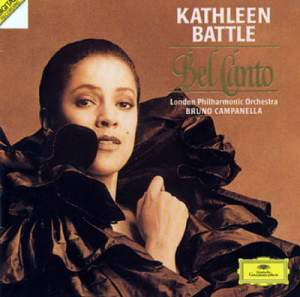 Kathleen Battle: Bel Canto