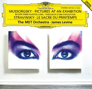 Mussorgsky: Pictures at an Exhibition & Stravinsky: Rite of Spring