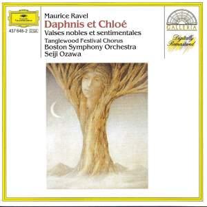 Ravel: Daphnis & Chloe and Valses nobles et sentimentales