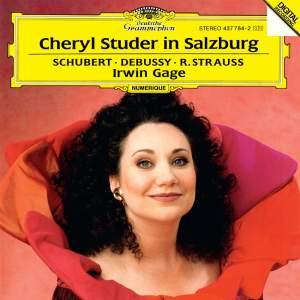 Cheryl Studer in Salzburg