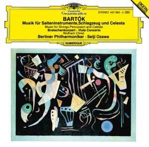 Bartok: Music for Strings, Percussion & Celesta and Viola Concerto