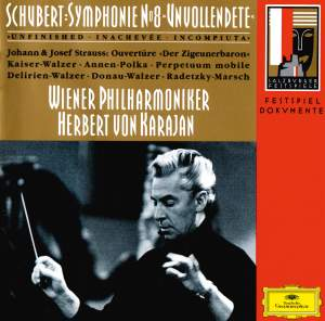 Schubert: Symphony No. 8 Product Image