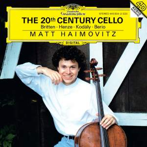 The 20th Century Cello