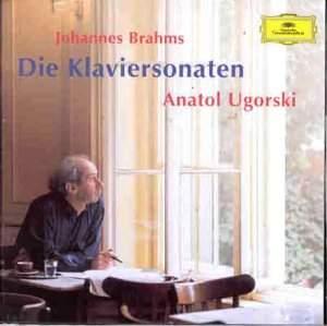 Brahms: Piano Sonatas Nos. 1-3