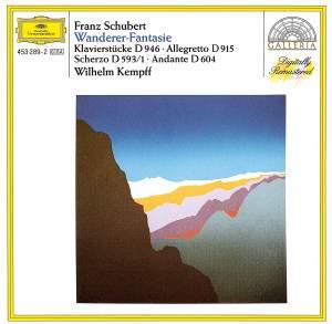 Schubert: Wanderer Fantasy & other piano works