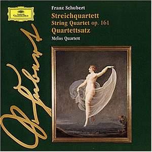 Schubert: String Quartet D887 & Quartettsatz