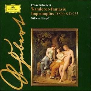 Schubert: Wanderer Fantasy & Impromptus