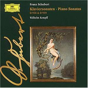 Schubert: Piano Sonatas in C minor & A major
