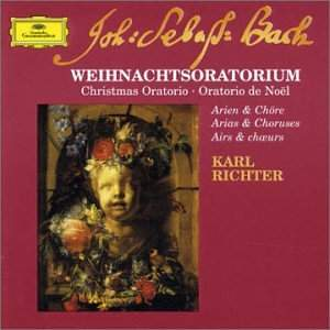 JS Bach: Christmas Oratorio (Arias and Choruses)