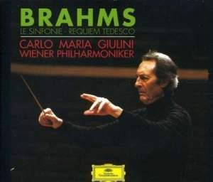 Brahms: Complete Symphonies & Requiem