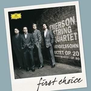 Mendelssohn: Octet & String Quartet No. 6