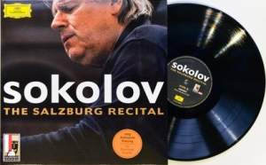 Grigory Sokolov: The Salzburg Recital 2008 - Vinyl Edition