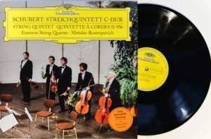 Schubert: String Quintet - Vinyl Edition