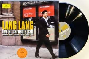 Lang Lang: Live at Carnegie Hall - Vinyl Edition
