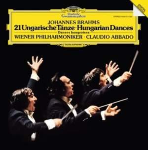 Brahms 21 Hungarian Dances - Vinyl Edition