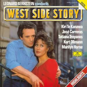 West Side Story - Highlights - Vinyl Edition