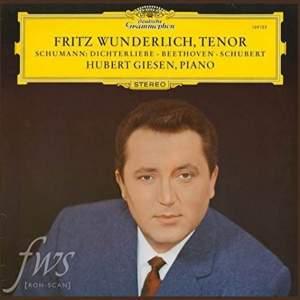 Schumann: Dichterliebe - Vinyl Edition