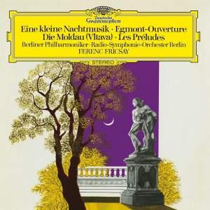 Fricsay conducts Mozart, Beethoven, Smetana and Liszt - Vinyl Edition