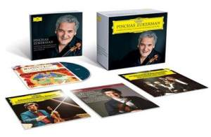 Pinchas Zukerman: Complete Recordings on DG and Philips