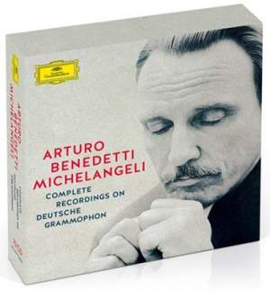 Arturo Benedetti Michelangeli: Complete Recordings on Deutsche Grammophon