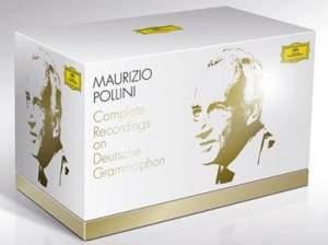 Maurizio Pollini: Complete Recordings on DG