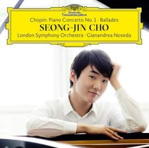 Chopin: Piano Concerto No. 1 & Ballades - Vinyl Edition