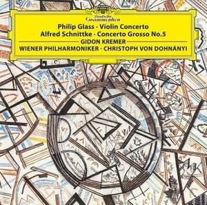 Glass: Violin Concerto No. 1 & Schnittke: Concerto Grosso No. 5 - Vinyl Edition
