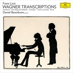 Liszt: Wagner Transcriptions For Piano - Vinyl Edition
