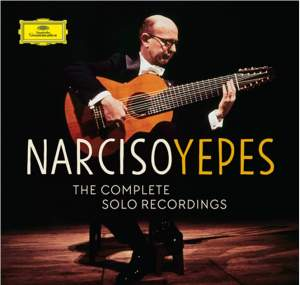 Narciso Yepes: The Complete Solo Recordings on DG