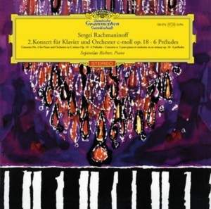 Rachmaninov: Piano Concerto No. 2 - Vinyl Edition