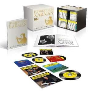 Herbert von Karajan: Complete Recordings on Deutsche Grammophon and Decca