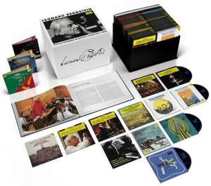 Leonard Bernstein: The Complete Recordings On Deutsche Grammophon & Decca