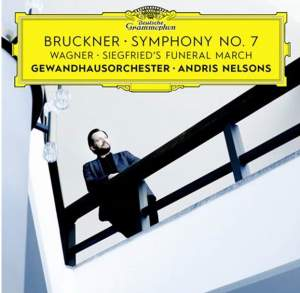 Bruckner: Symphony No. 7 & Wagner: Siegfried's Funeral March Product Image