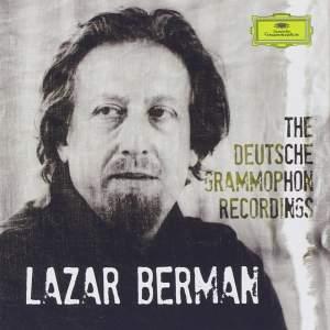 Lazar Berman: The Deutsche Grammophon Recordings