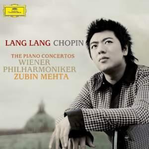 Chopin: Piano Concertos Nos. 1 & 2 - Vinyl Edition