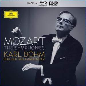 Mozart: The Symphonies Product Image